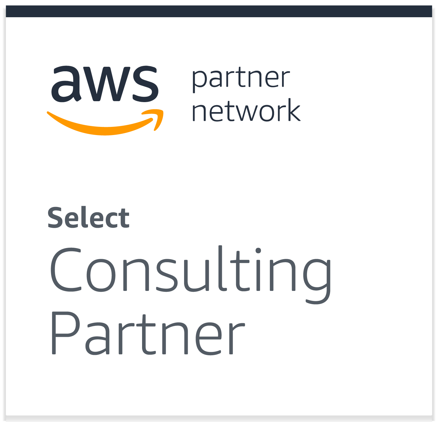 Apper is an APN Consulting Partner Select Tier