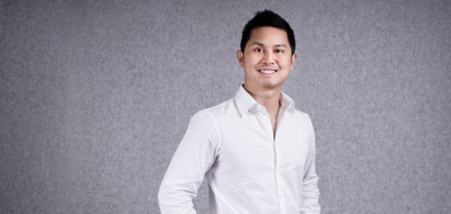 Patrick Zulueta, Co-founder and Director of Marketing