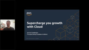 Supercharge your growth with Cloud, Jerome Poudevigne